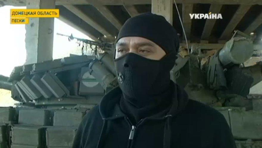 Ukrainiečiai lietuvį vadino Nato