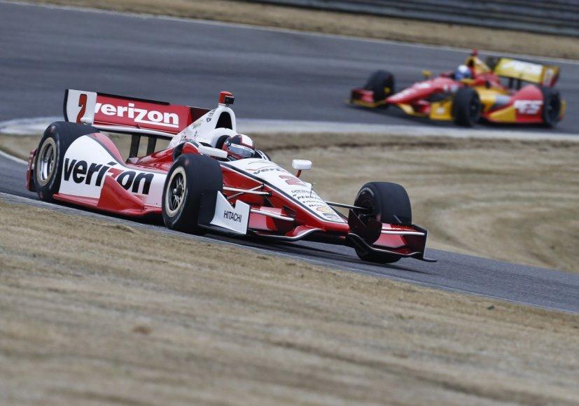 """IndyCar"" bandymai Barberyje"