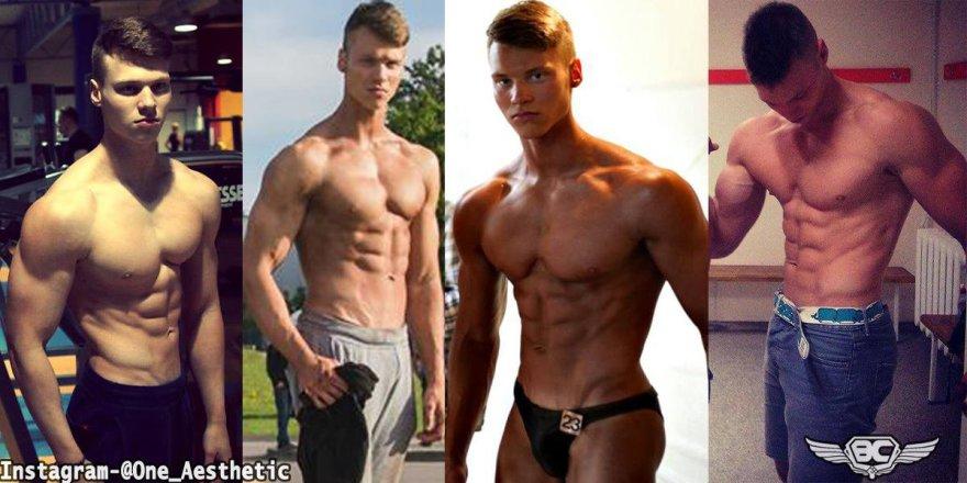 Lukas Smagurauskas mėgaujasi kūno pokyčiais