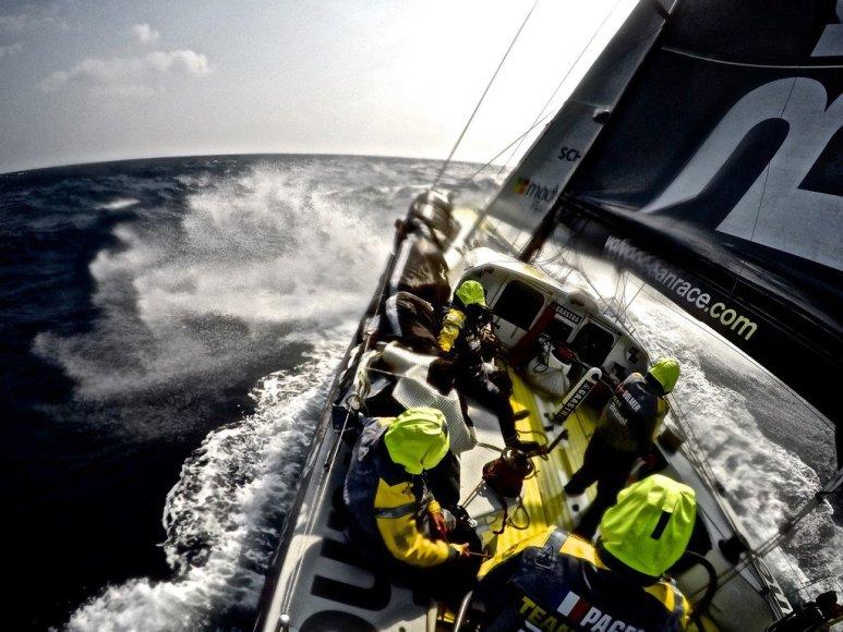Volvo Ocean Race lenktynės