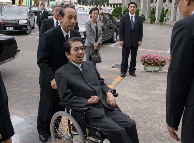 Japonijoje mirė princas Katsura.