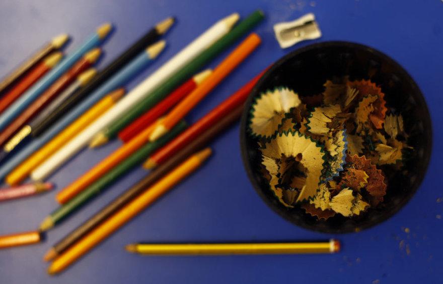 Pieštukų muziejuje