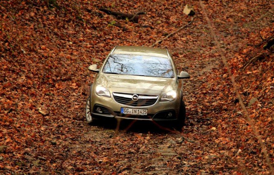 """Opel Insignia Country Tourer"""