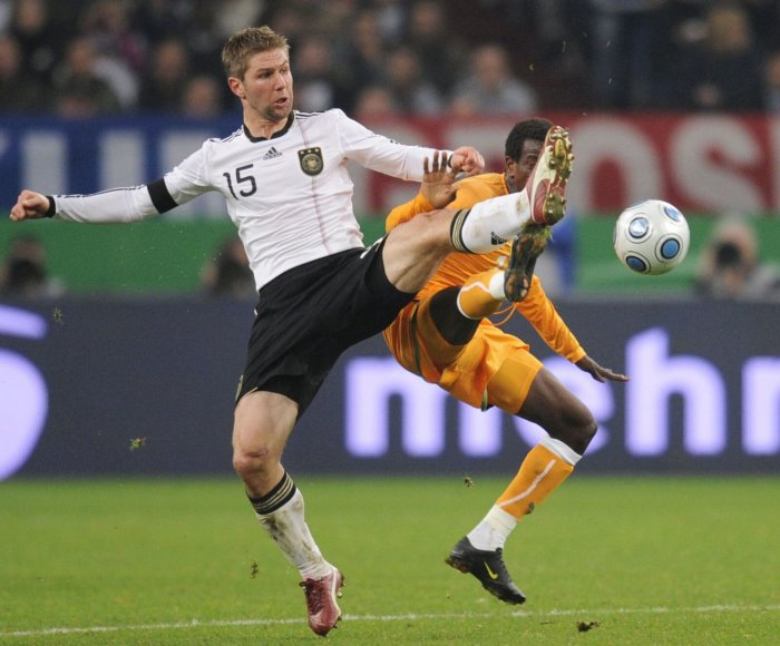 Thomasas Hitzlspergeris Vokietijos rinktinėje 2009 m.