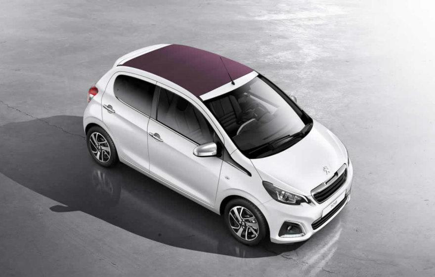 """""""Peugeot 108"""""""