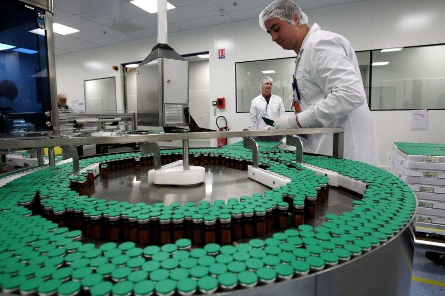 Vakcinos gamyba