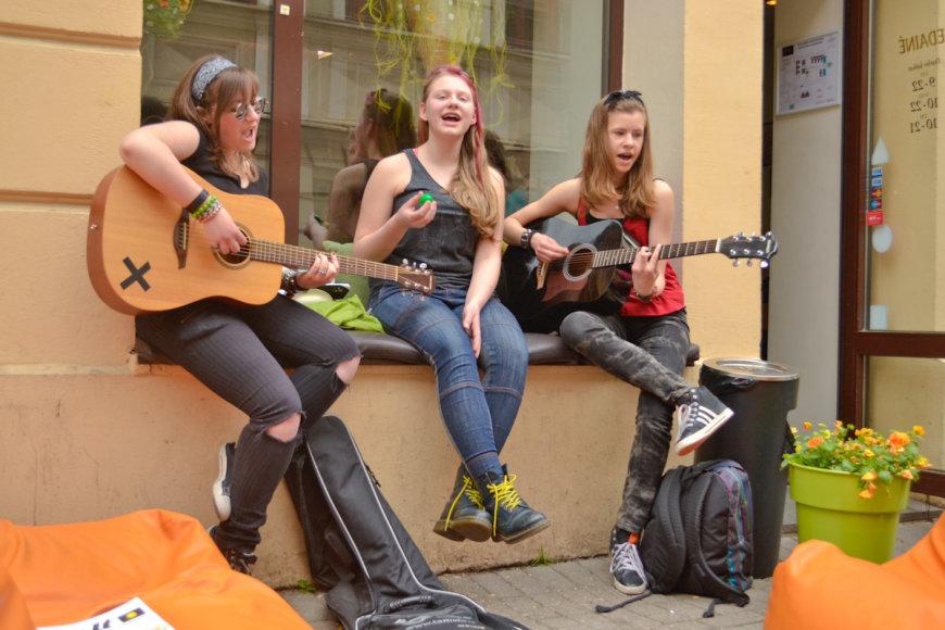 Gatvės muzikos diena sostinėje