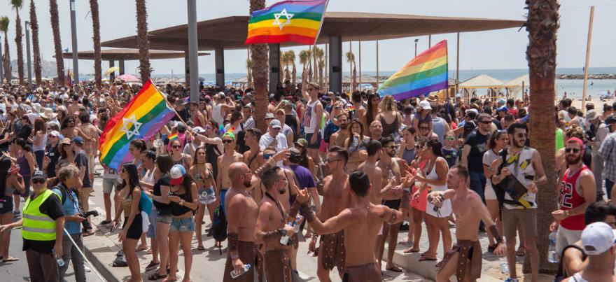Tel Avivas pastaraisiais metais daug dėmesio skiria LGBT turistams