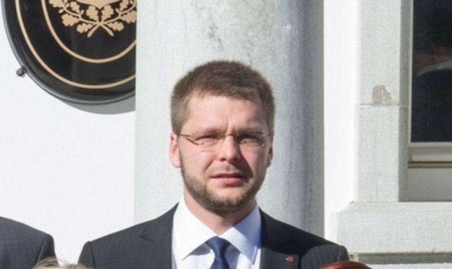 Estijos švietimo ir mokslo ministras Jevgenijus Ossinovskis