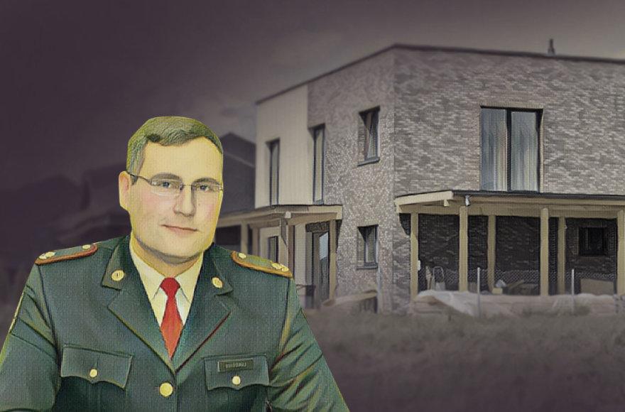 PAGD vadovas Kęstutis Lukošius šį namą įsigijo iš verslo, tiesiogiai suinteresuoto jo sprendimais valstybės tarnyboje