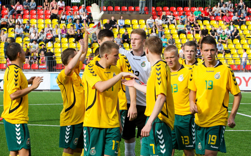 Lietuvos futbolo U-21 rinktinė