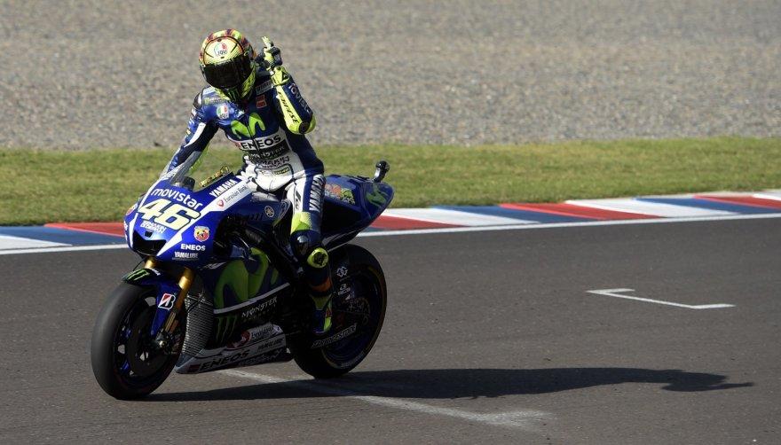 """""""MotoGP"""" varžybos Argentinoje"""