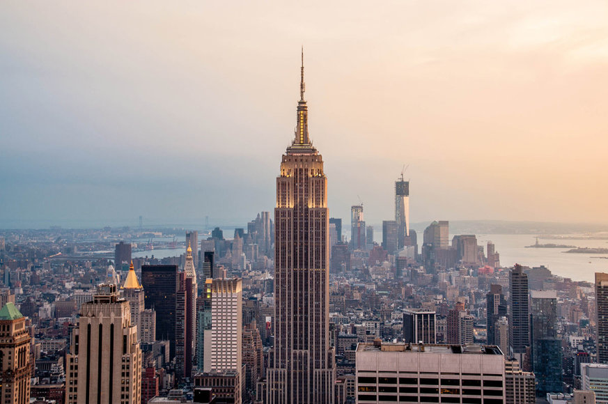 """Shutterstock nuotr./""""Empire State Building"""""""