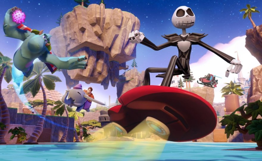 """Žaidimas """"Disney Infinity"""""""