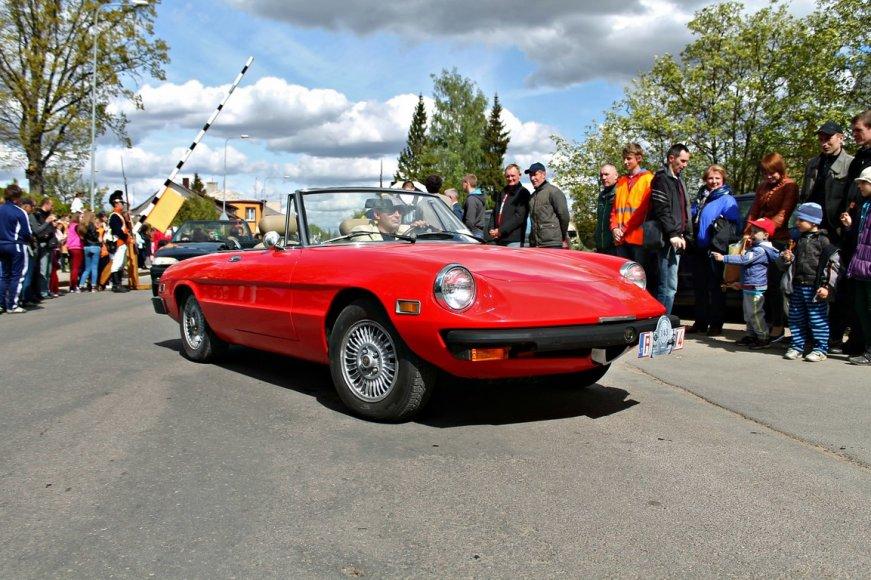 """""""Alfa Romeo Spider"""""""