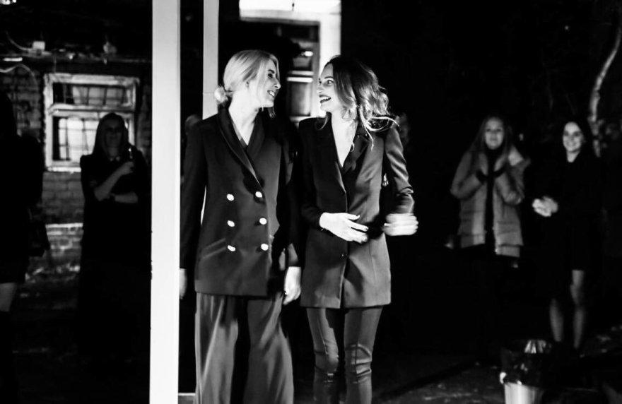 """""""MK drama queen"""" nuotr./Kotryna Armonaitė ir Monika Paulikaitė"""