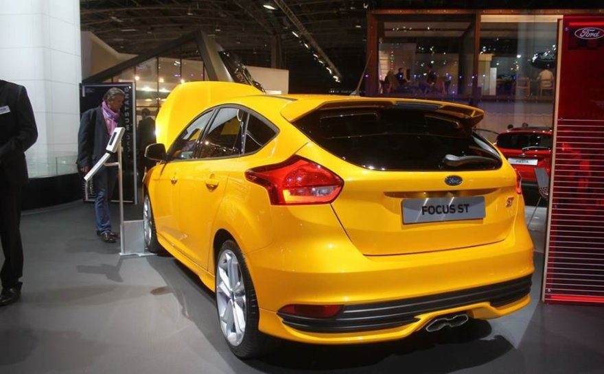 """""""Ford Focus ST"""""""
