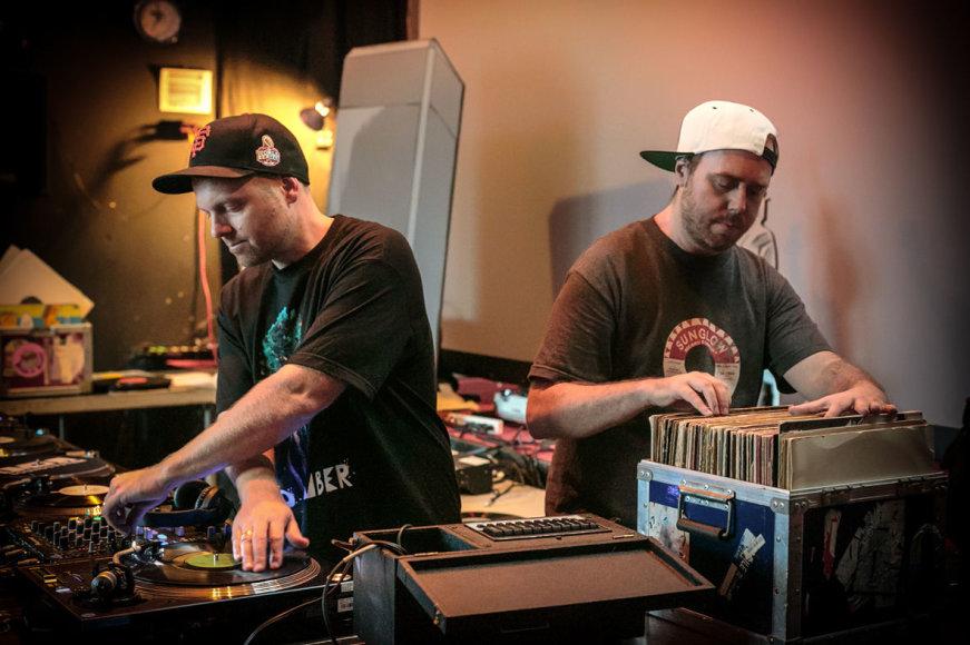 DJ Shadow ir Cut Chemist
