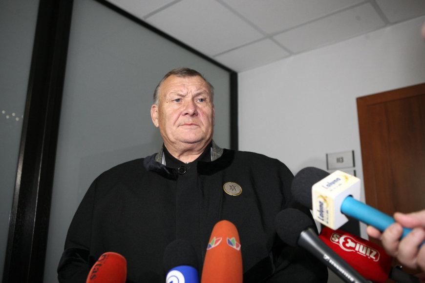 Advokatas Edvardas Staponkus