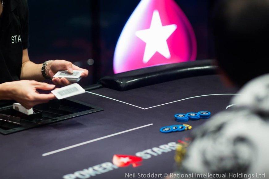 PokerStars čempionatas Makao / organizatorių nuotr.
