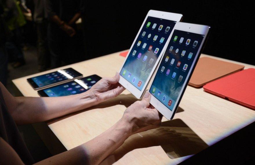 """iPad Air"" ir ""iPad Mini 2"""