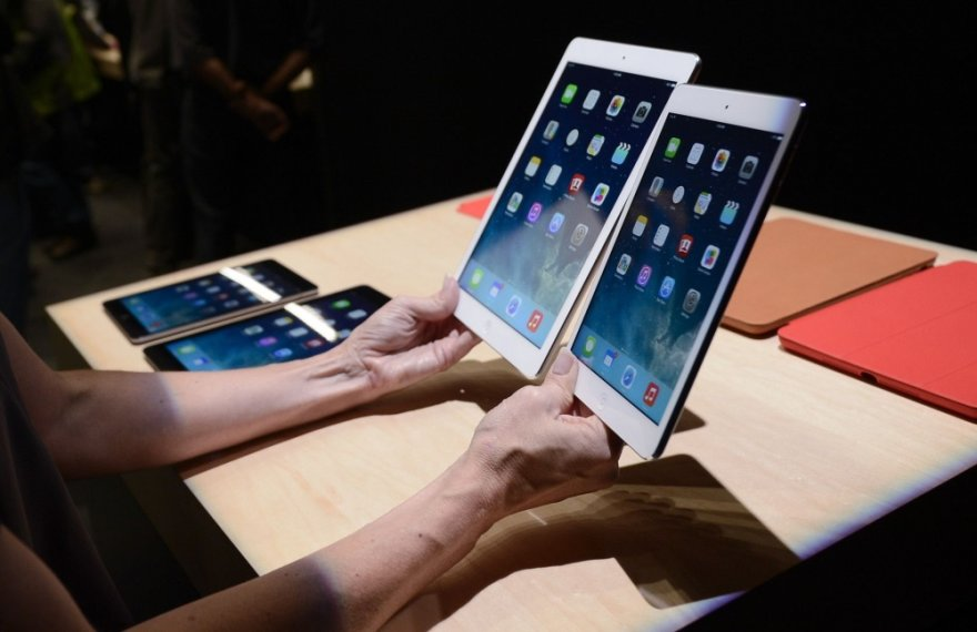 """iPad Air"" ir ""iPad Mini 2"""