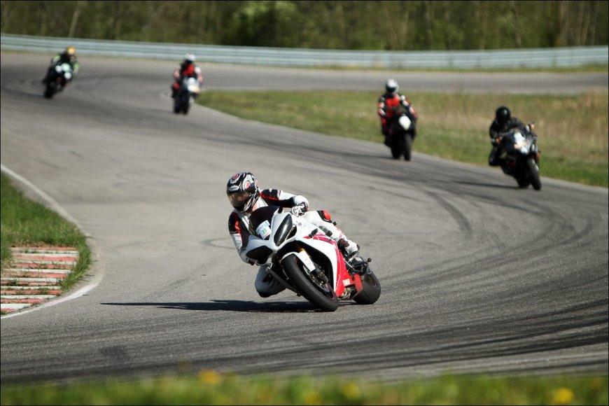 Motociklų lenktynės