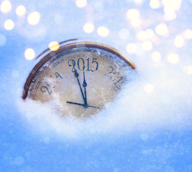 Kas mūsų laukia 2015-aisiais?