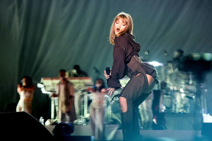 "Rihanna ""Sziget"" festivalyje Vengrija"