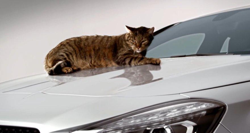 """Mercedes-Benz"" reklama"