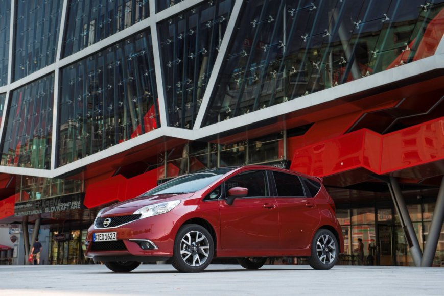 """""""Nissan Note"""""""