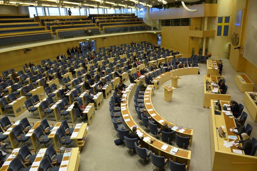 Švedijos parlamentas