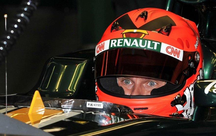 Heikki Kovalainenas