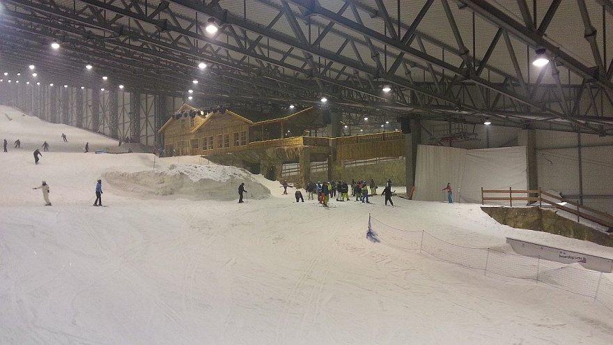 """Naktinis slidinėjimas Druskininkų """"Snow arenoje""""  2013 m. gruodžio 01 d."""