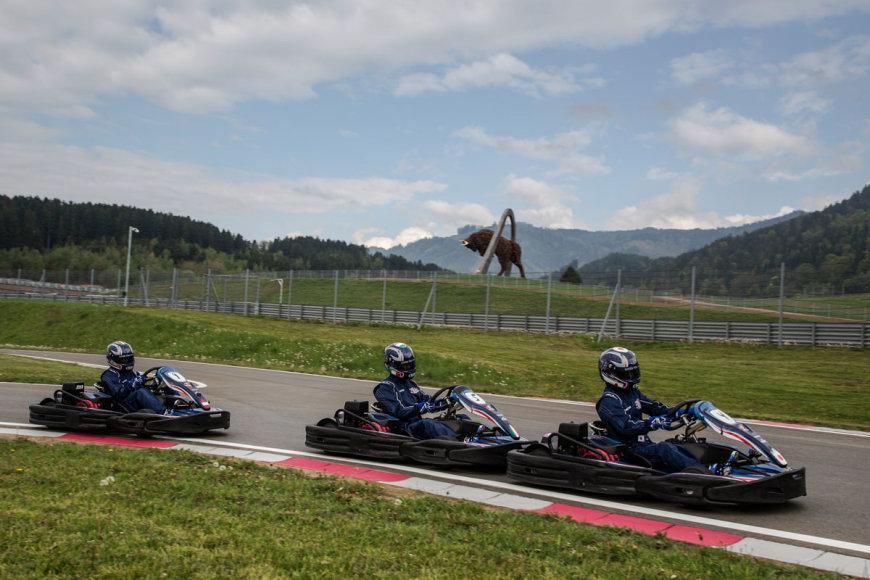 """Red Bull Kart Fight"" finalas"