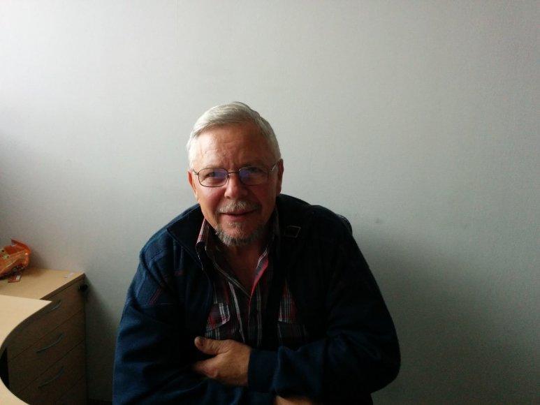 Piotras Ivanovas gyvena po širdies transplantacijos