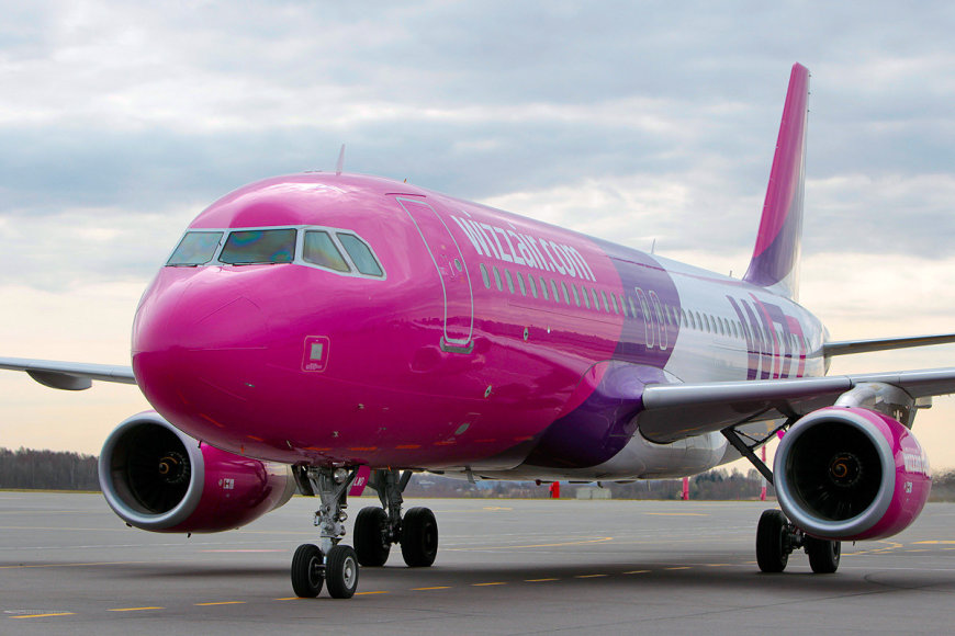 """Wizz air"" laineris"