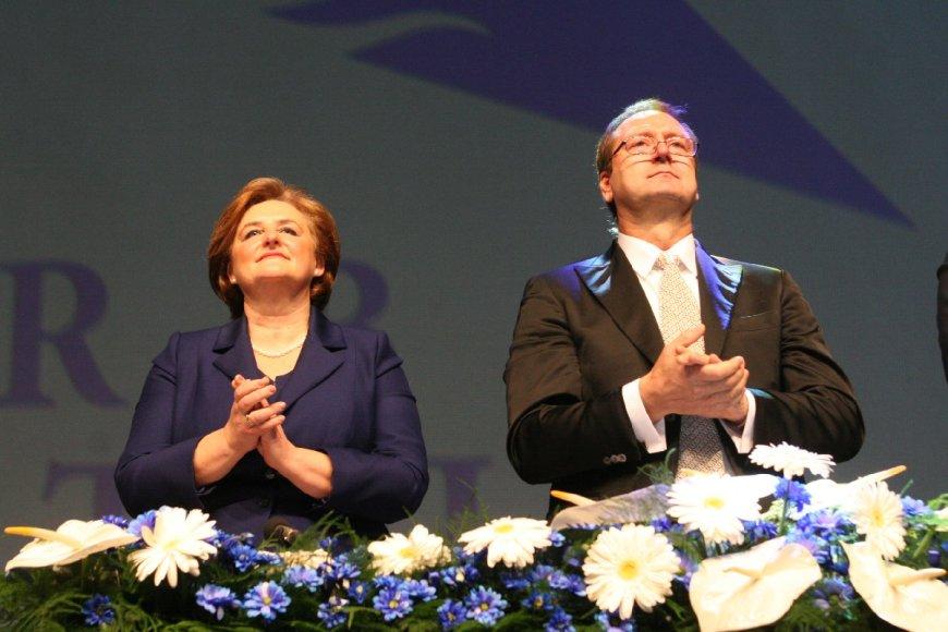 Susijungė Krikščionių ir Darbo partijos