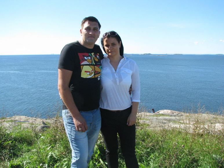 Aistė ir Sigitas