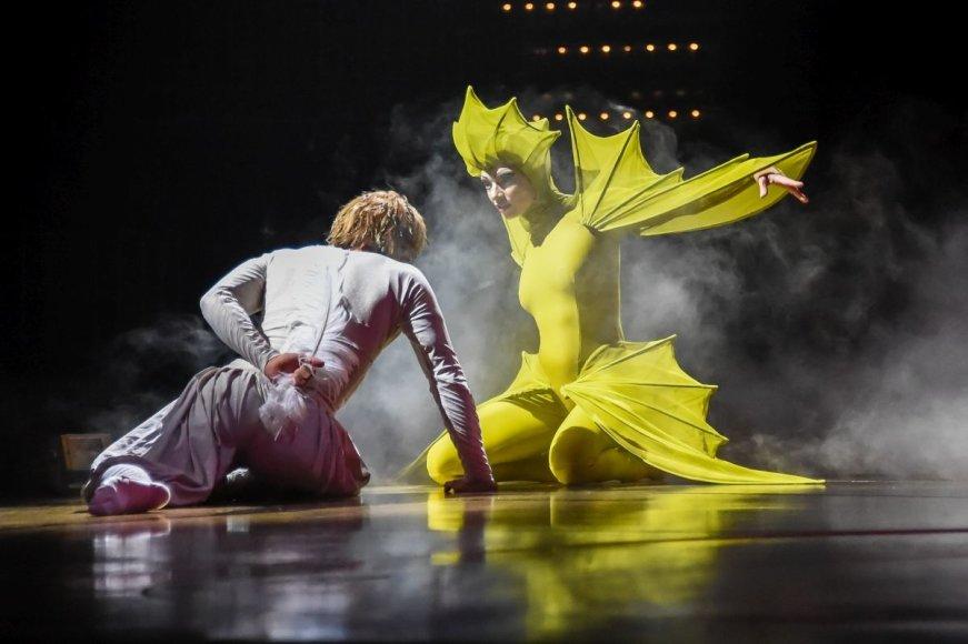 """Cirque du Soleil"" nuotr./""Cirque du Soleil"""