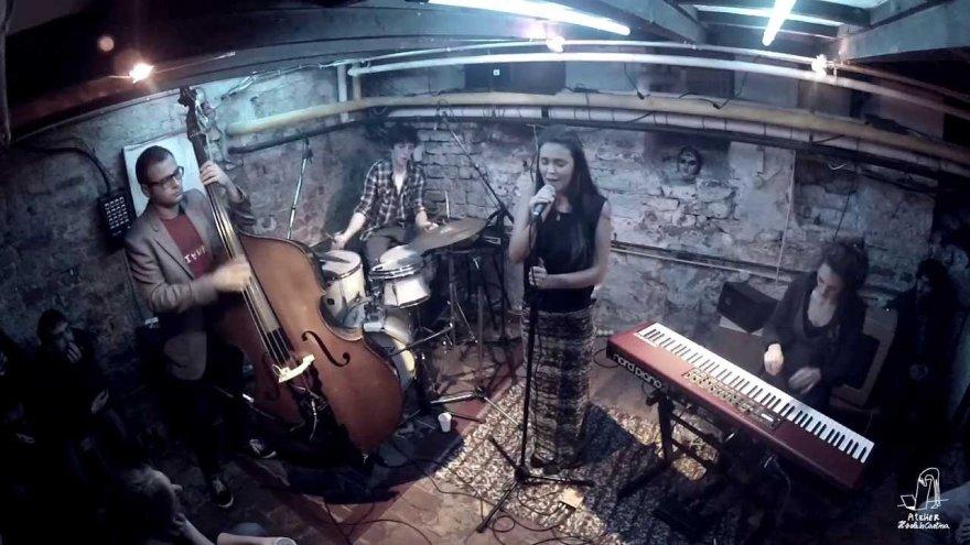 Evija Vebere Jazz Quartet