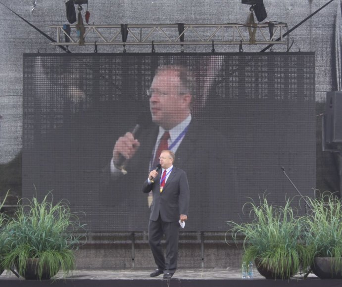 Diplomatijos ekspertas J. Michaelis Walleris