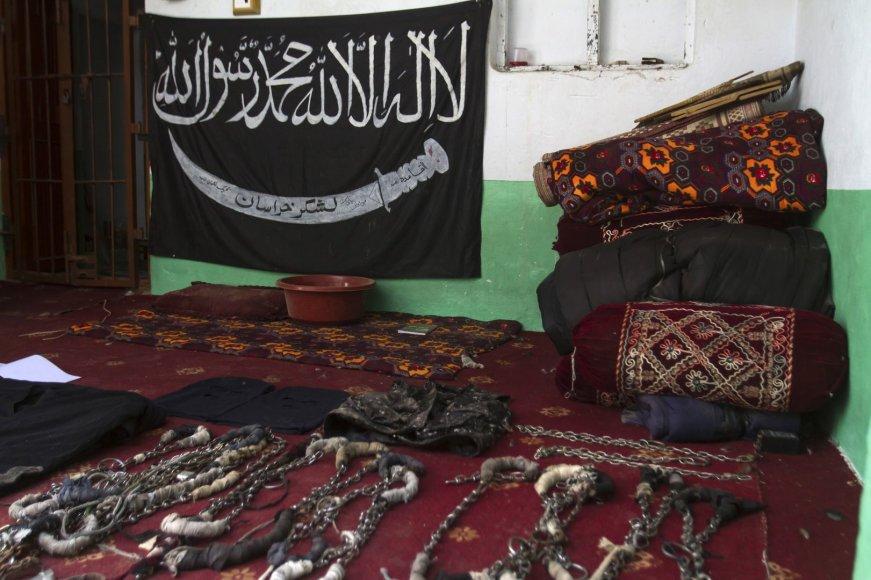 Islamistų buveinė