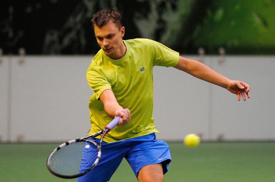 """Tarptautinis senjorų teniso turnyras """"Vilniaus taurė 2014"""""""