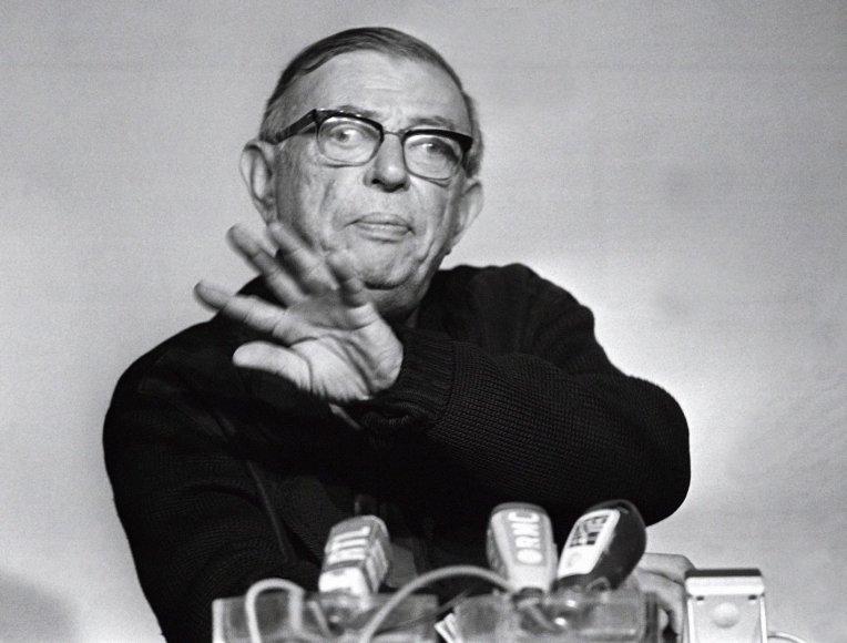 Jeanas Paulis Sartre'as