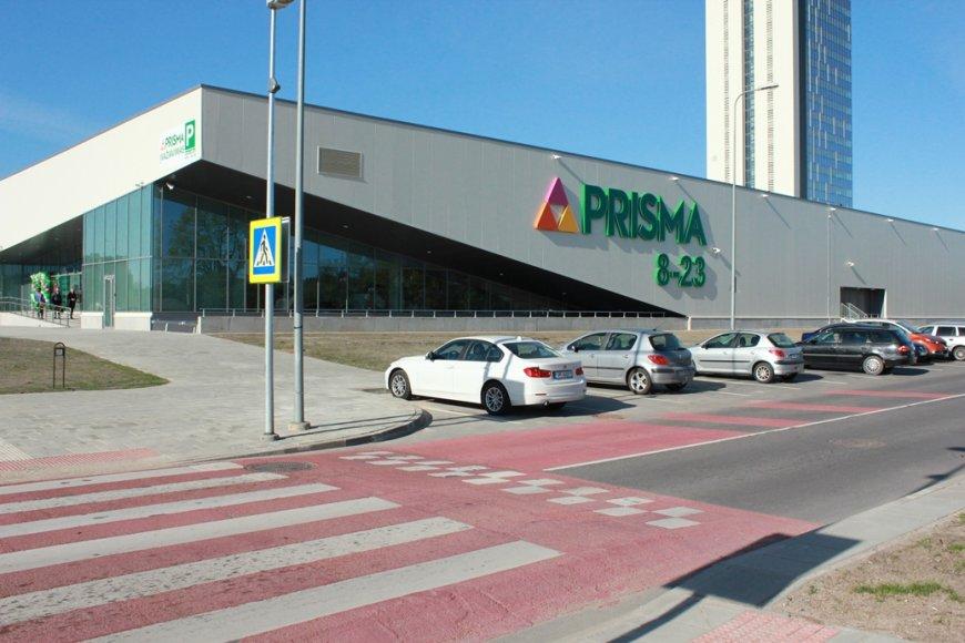 """Vilniuje """"Prisma"""" atidarė naują prekybos centrą"""