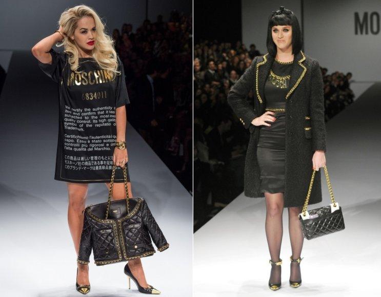 Rita Ora ir Katy Perry