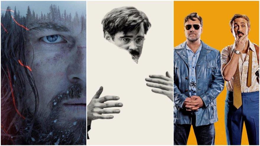 Žymiausių 2016 metų filmų koliažas