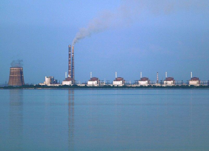 Zaporožės atominė elektrinė
