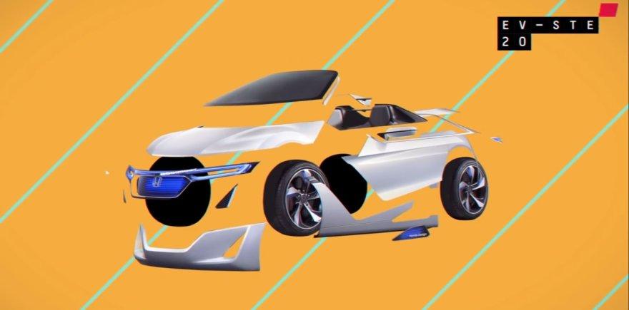 """Honda"" konceptas"